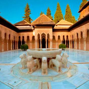 Visite de l'Alhambra le matin